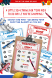 Search-and-Find Shopping Hunts: Target and Walmart