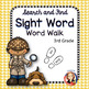 Search and Find Sight Words Multisensory Mastery 3rd Grade Bundle