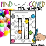 Search and Find Teen Numbers