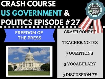Search and Seizure: Crash Course Government and Politics #27
