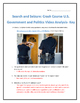 Search and Seizure: Crash Course U.S. Government and Polit