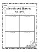 Search and Sketch- Nature Scavenger Hunt