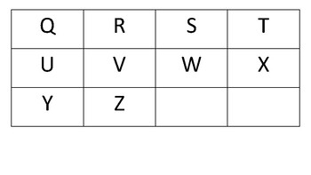 Search and Sort (Vowels and Consonants) - (Print-cut-use)