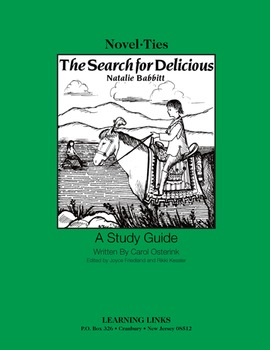 Search for Delicious - Novel-Ties Study Guide