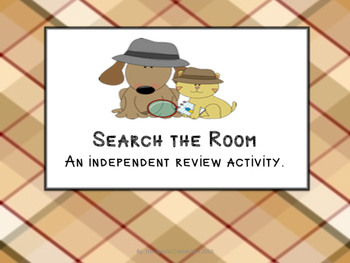 Search the Room