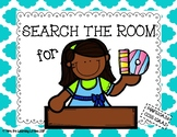 Search the Room: Decomposing 10 using Addition and Subtraction