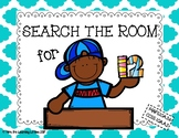Search the Room: Decomposing 12 using Addition and Subtraction