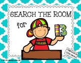 Search the Room: Decomposing 13 using Addition and Subtraction