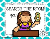 Search the Room: Decomposing 8 Using Addition and Subtraction