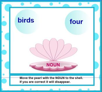 Searching for NOUNS - Pearls of Wisdom