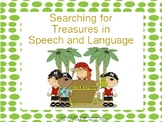 Pirate Themed Decor: Searching for Treasures in Speech and