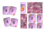 Searching for ten pairs -card game