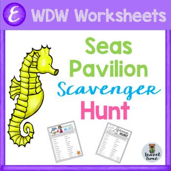 Seas Pavilion Scavenger Hunt