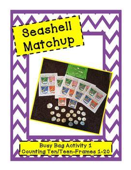 Seashell Match Up