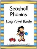 Seashell Phonics: Long Vowel Bundle