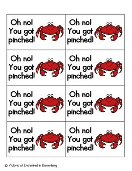 Seashell Sight Words! Pre-Primer List Pack