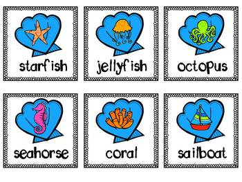 Seashell Syllables