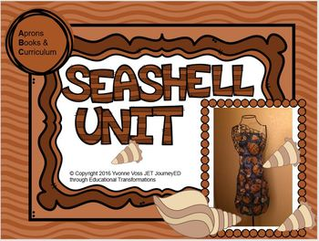 Seashell Unit (Literacy and Math Activities)