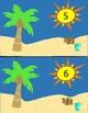 Seashell counting 1-10