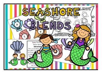 Seashore Blends Game