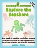 Seashore: Create and Explore with Cool Activities and Science Projects