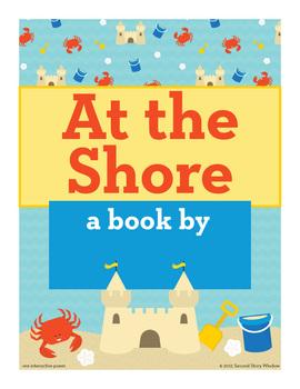 Seashore Fun -ore Word Family Poem of the Week