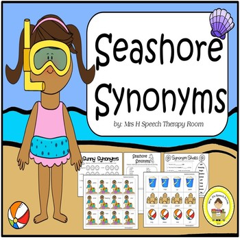 Seashore Speech Therapy Synonyms