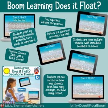 Seashore Theme Unit Bundle: Reading and Math Activities