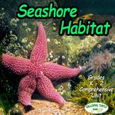 Seashore and Tidepool Habitat (Biome)