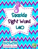 Seaside Sight Word UNO (First)