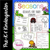 Season: Activities for Young Learners