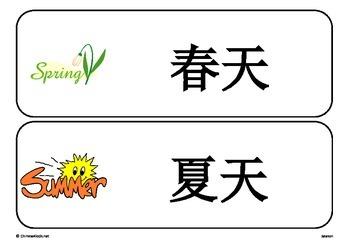 Season Banner in Chinese