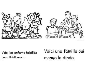 Season Book - Fall (in French)