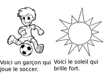Season Book - Summer (in French)