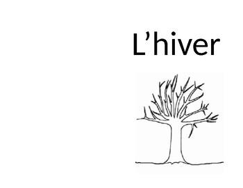 Season Book - Winter (in French)