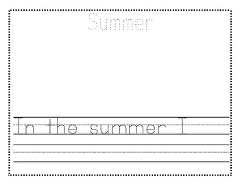 Season Journal