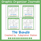 Season Journals with Graphic Organizer Supports