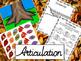 Season Mega Packs Bundle- Language, Social skills, Articulation