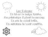 Season Poem (French)