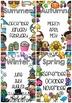 Season Posters - Southern Hemisphere