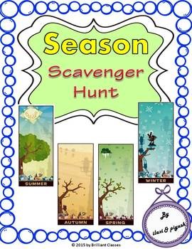 Season Scavenger Hunt