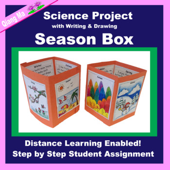 Science Project: Season Box