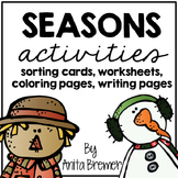 Four Seasons Activities and Season Sorting