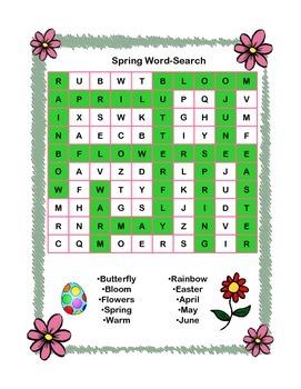 Season Word-Search