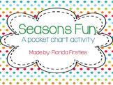 Season Fun: A pocket chart activity