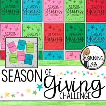 #spedstockingstuffer  Season of Giving Challenge
