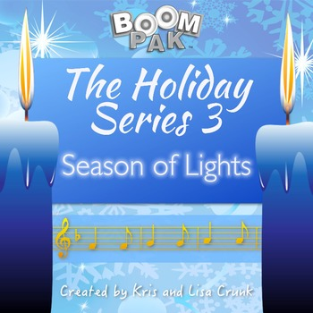 Season of Lights – The Holiday Series #3 – (11 Songs)