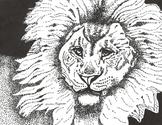 Season of the Lion Coloring Sheet