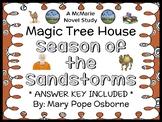 Season of the Sandstorms : Magic Tree House (Osborne) Novel Study  (30 pages)