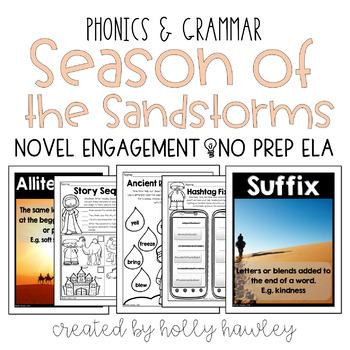 Season of the Sandstorms NO PREP (ELA)